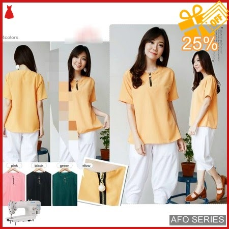 AFO624 Model Fashion Kharisa Top LD 90 Modis Murah BMGShop