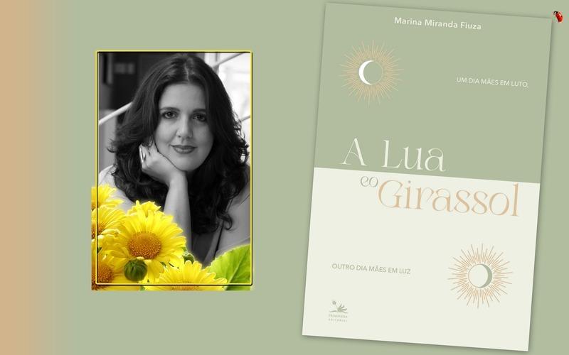"""""""A Lua e o Girassol: um dia mães em luto, outro dia mães em luz"""" - Este livro toca em um assunto que poucas pessoas querem abordar. Esse luto é dilacerante, e os seres humanos que o vivem precisam de apoio não apenas familiar, mas de toda a sociedade..."""
