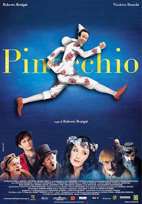 Pinocho, Pinocchio, Roberto Benigni