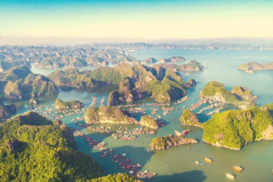 Залив Лан-ха во Вьетнаме