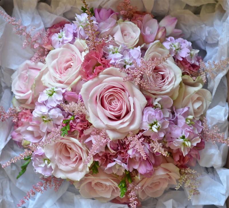 Wedding Flowers Blog: Kath's Vintage Wedding Flowers