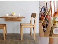 15 Desain meja makan unik