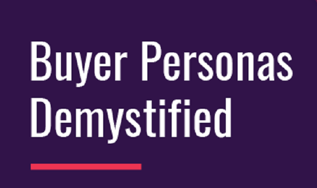 How can buyer personas help you to grow your business?