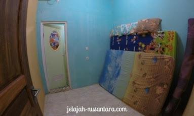 fasilitas kamar tidur homestay