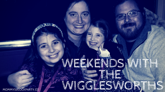 Weekends with the Wigglesworths- The Kids are Away So Mom and Dad are Having a Date Day!