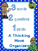 https://www.teacherspayteachers.com/Product/Visible-Thinking-With-3-Words-2-Questions-1-Simile-Graphic-Organizer-2223357
