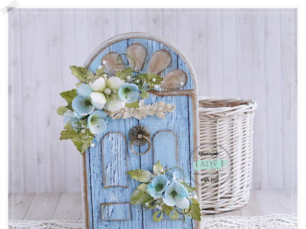 Door Shaped Card