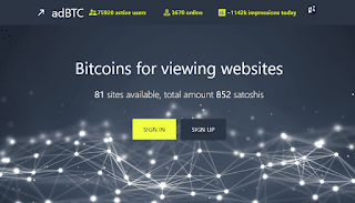 Adbtc.top Review || Earn btc by Watching Ads