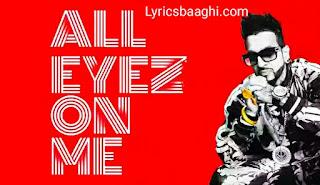 """""""All Eyez On Me"""" Panjabi song Lyrics- -Jazzy B feat. Roach killa"""