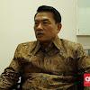 Moeldoko Temukan Ribuan Buruh China di Morowali