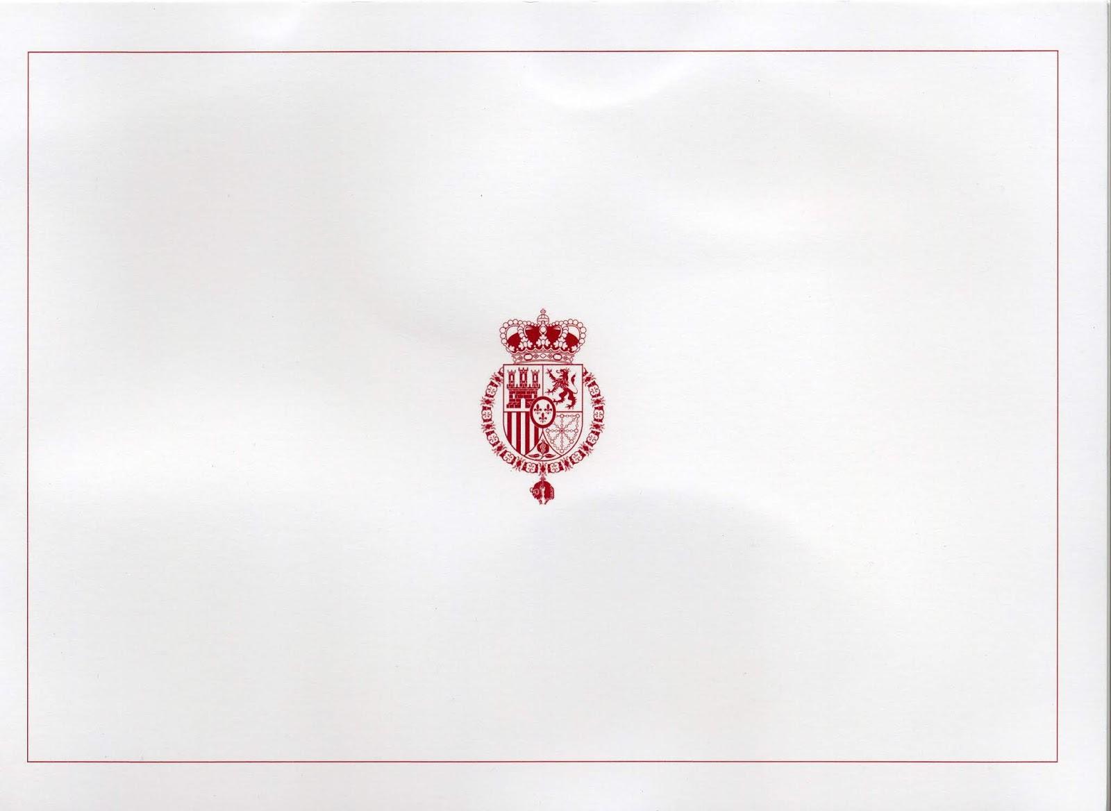 Weihnachtsgrüße Per Post.Königlicher Beobachter Königliche Post Weihnachtsgrüße Aus Spanien