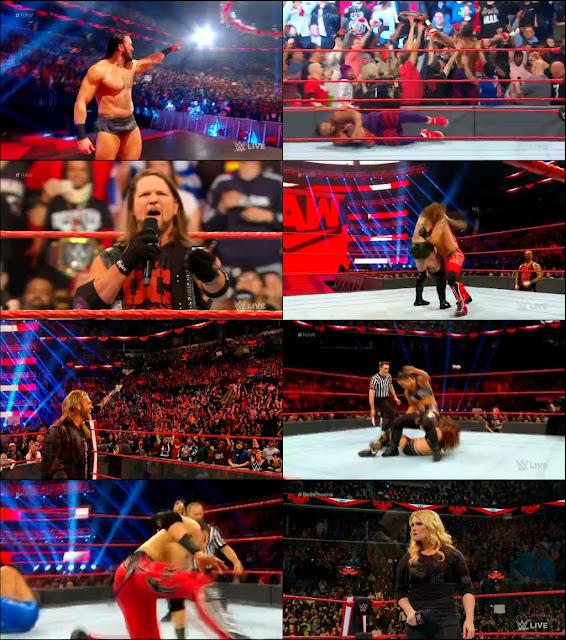 WWE Monday Night Raw 02 March 2020 720p HDTV