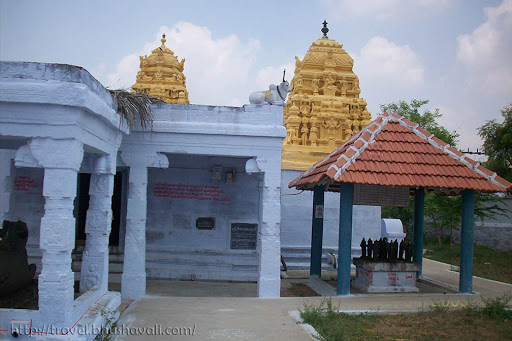 Paramathi Velur Bheemeshwarar Temple