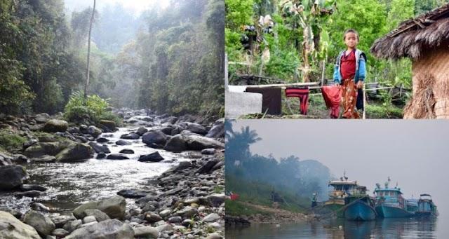 Micro adventures in Myanmar