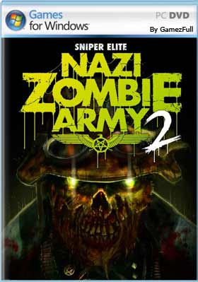 Sniper Elite Nazi Zombie Army 2 - Free Download PC Game