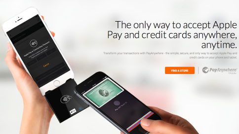 Apple Pay avec PayAnywhere