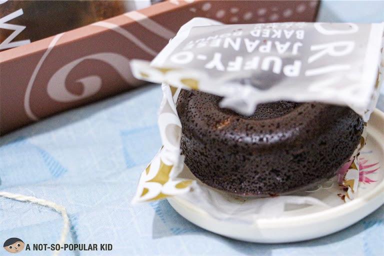 Kumori Puffy O Choco Caramel