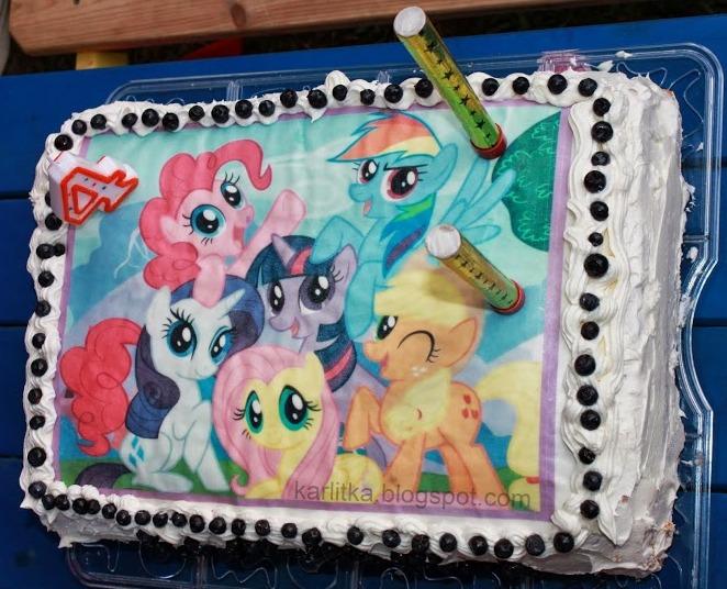 Młodzieńczy Cały świat Karli: Opłatek na tort - cudowny wynalazek RQ18