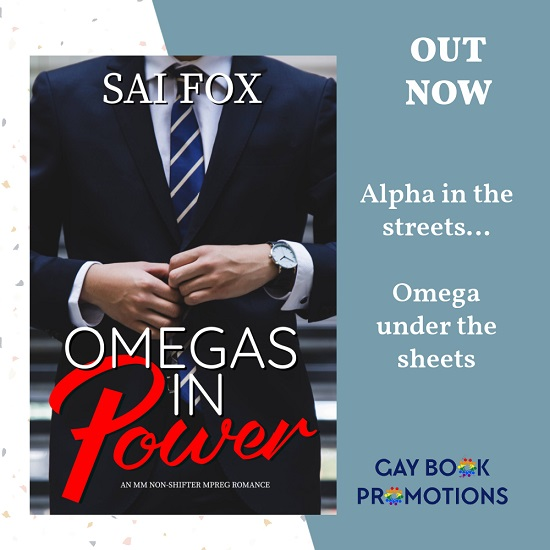 Alpha in the streets… Omega under the sheets. Out Now.
