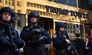 Laptop With Trump Tower Floor Plans Stolen From Secret Service