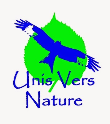 logo unisversnature stage survie bushcraft jura