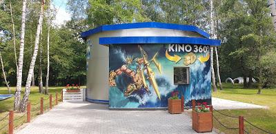 Park rozrywki w Zatorland w Zatorze
