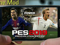 Downoad Jersey Terbaru PES 2019 Patch Offline For Android