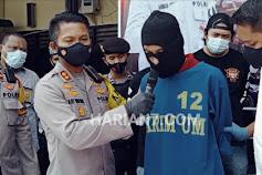 Kurang Dari 24 Jam Pelaku Pembunuhan Siswa SMA di Hotel Frieda Bandungan Dibekuk, Ternyata Pelaku Penjual Cimol dan Sudah Direncanakan