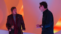 Guardians of the Galaxy Vol. 2 Chris Pratt and James Gunn Set Photo 2 (26)