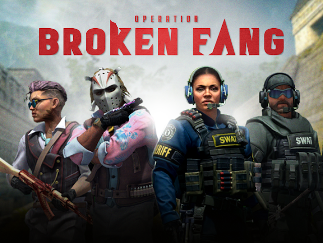 CS:GO Operation Broken Fang Çıktı!