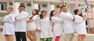 Al-Farabi Kazakh National University MBBS Fees