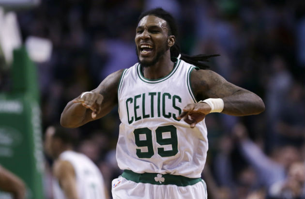Jae Crowder, ailier des Boston Celtics
