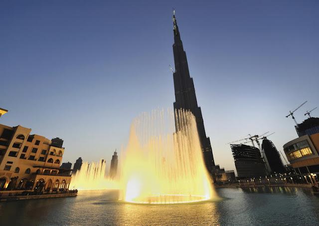 Dubai's Burj Khalifa Inside the world's tallest building