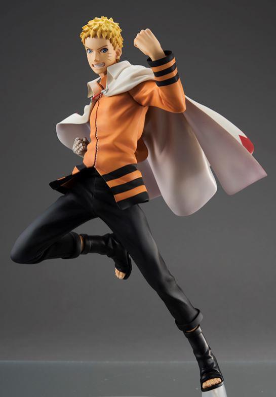 G.E.M. de Naruto Uzumaki Hokage ver. - MegaHouse