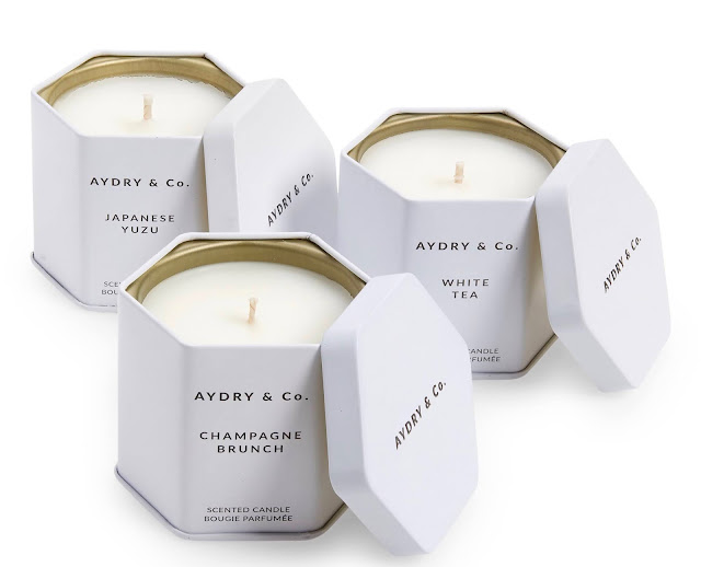 ANDRY and Co Scented Candle Set