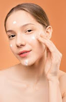 improve face glowing naturally