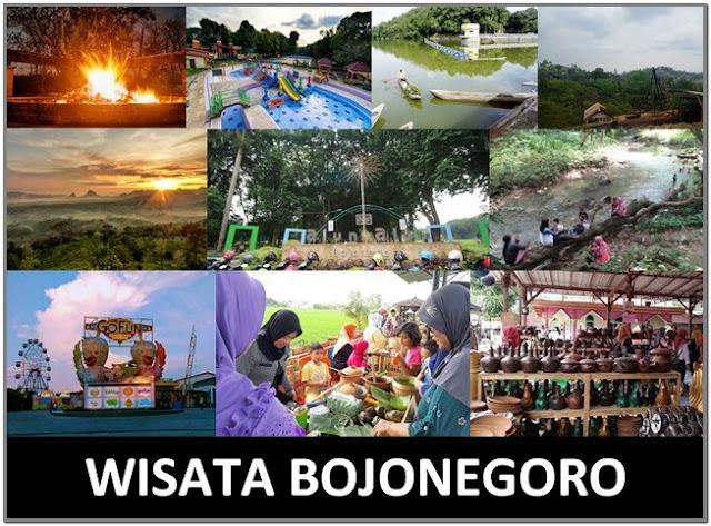 10 Top Destinasi Wisata Bojonegoro
