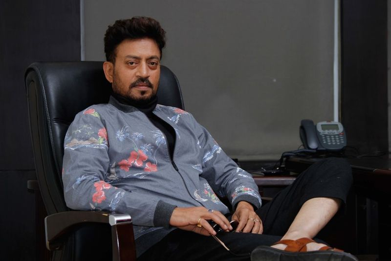 irrfan khan was fall in love with daughter of milk seller