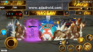 Naruto Senki Storm 4 Mod by Shr & Affiw Apk