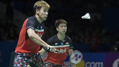 Live Streaming Victor China Open 2019