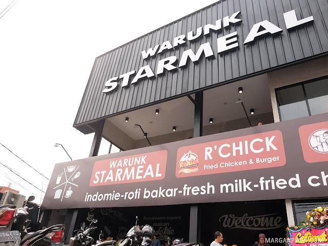 Suasana Warunk Starmeal