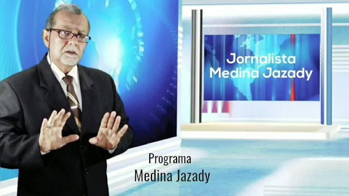 Medina Jazady Jornalista