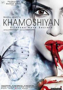 Khamoshiyan Full HD Movie