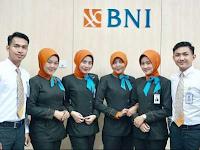 PT Bank Negara Indonesia (Persero) Tbk - Penerimaan Untuk ROOKIE 46 Management Trainee Program BNI December 2019