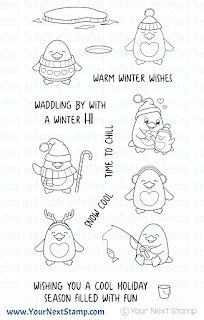 Waddles Winter Wonderland