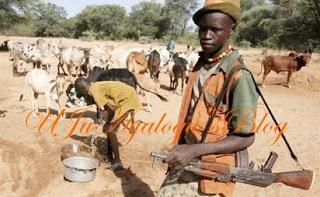 5 Dead As Fulani Herdsmen Waylay Villagers, Open Fire On Them In Benue