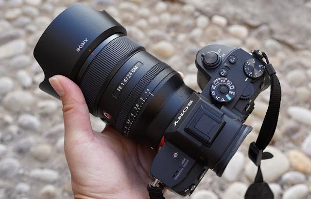 Sony FE 24 mm