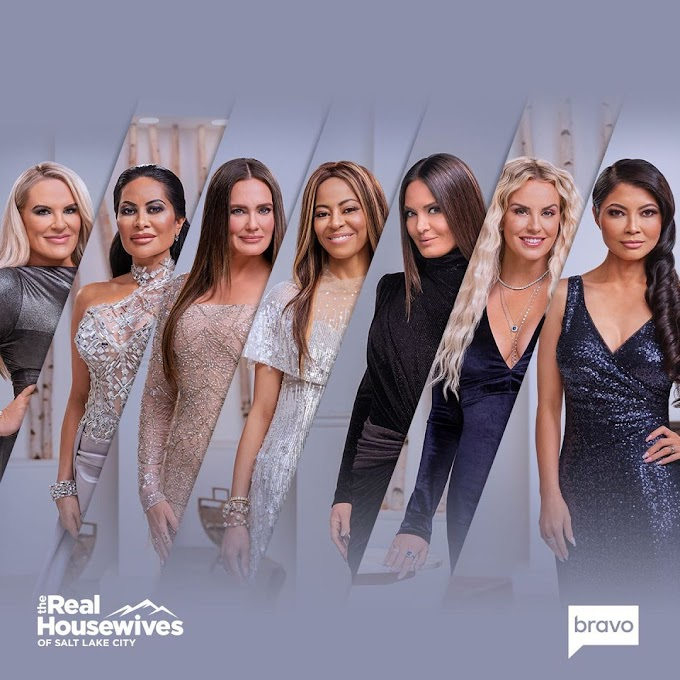 The Real Housewives Of Salt Lake City Season 2 Official Cast Portraits!
