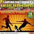 Final do Campeonato Intermunicipal Amigos Para Sempre, em Umbuzeiro