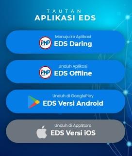 Aplikasi PMP EDS Offline Versi 2019.11
